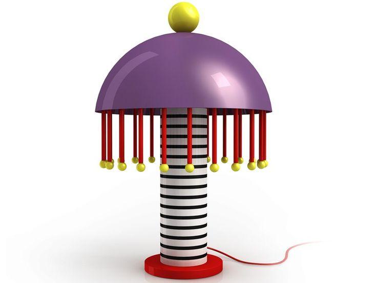 Lampada da tavolo in alluminio JOSÉPHINE by altreforme design Elena Cutolo