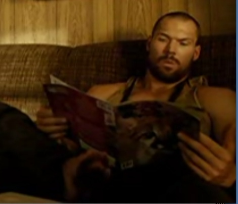 Daniel Cudmore as Lincoln - The Baytown Outlaws
