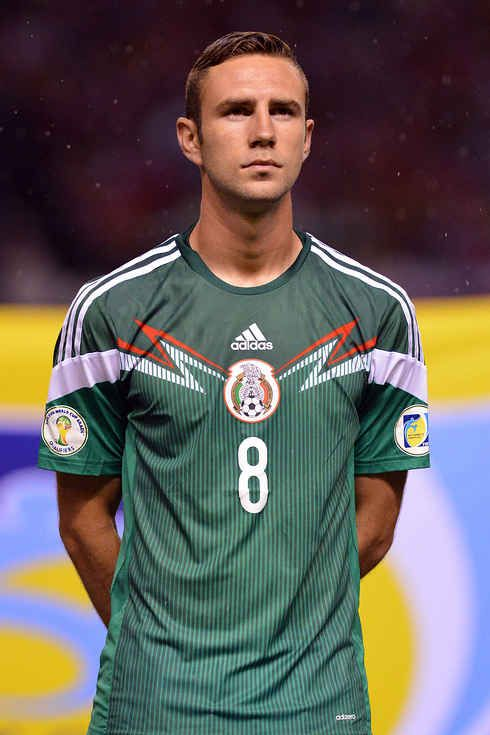 The 30 Hottest Bearded Men Of The World Cup Miguel Layun (Mexico