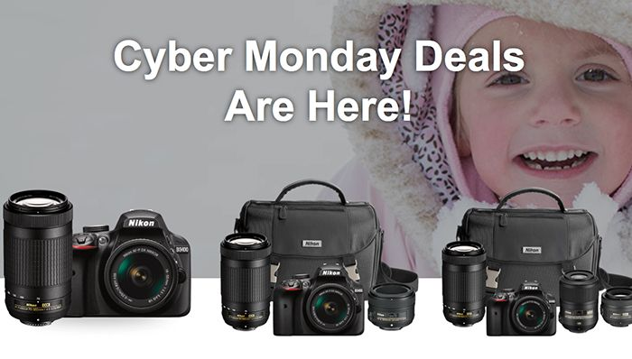 Top DSLR Camera Deals For Cyber Monday in 2016  #CyberMonday #dslrcameras http://gazettereview.com/2016/11/top-dslr-camera-deals-cyber-monday-2016/