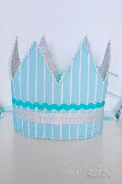 Lovely stitch: Корона принца озера.