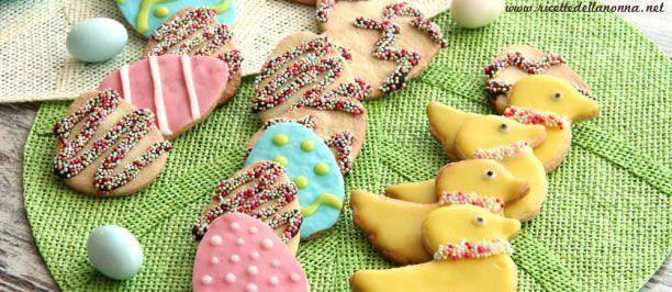 Biscotti di Pasqua | Ricette della Nonna