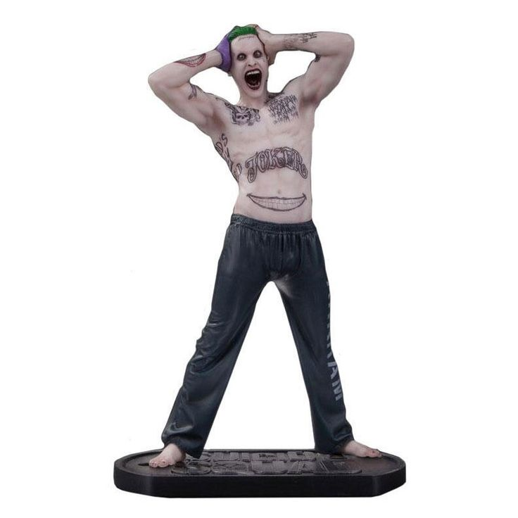 The Joker Statue by DC Collectibles - DC Comics - Suicide Squad