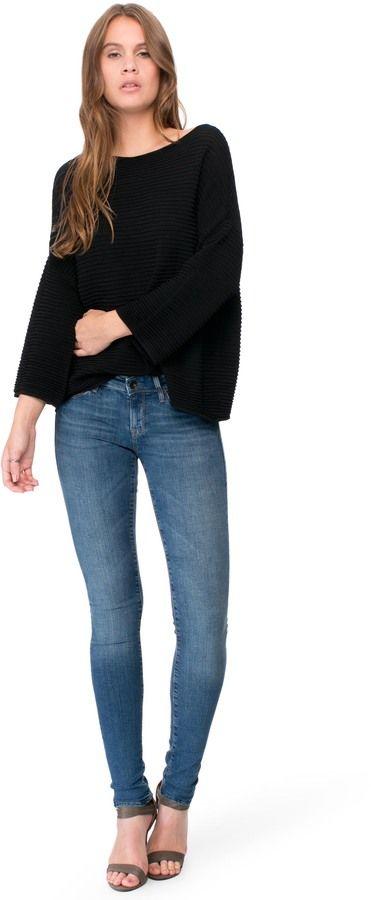 Mavi Serena Low Rise Super Skinny Jeans Jeans