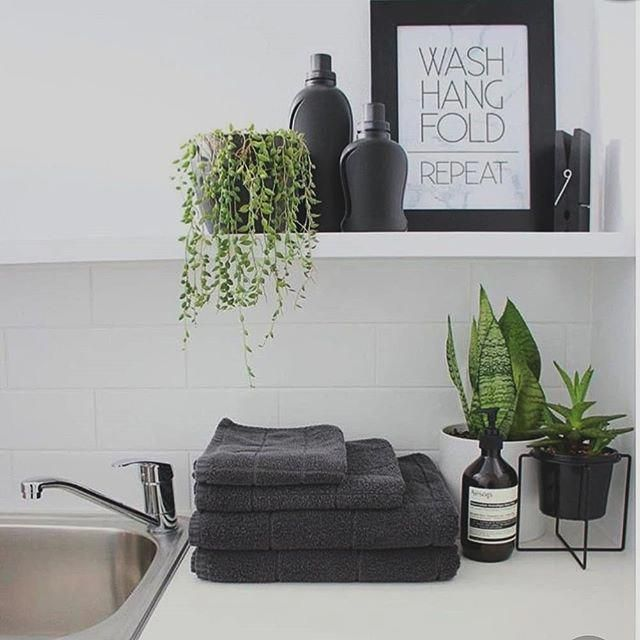 388928117823047412 In 2020 Laundry Decor Kmart Home House Styles