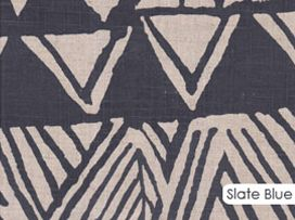 Zalenga Large - Slate Blue