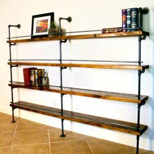 Industrial Bookshelves