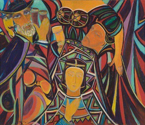 Шедевры грузинской живописи | ВКонтакте #georgia#saqartvelo#sakartvelo#art#сакартвело#arts#painting#nature#tbilisi#искусство#грузия#кавказ#vsco#vscogeorgia#vscorussia#tbilisi#love#inspiration#colors#вдохновение#тбилиси#signagi#kazbegi#живопись#батуми#batumi#picasso#dali#pirosmani#картины#галерея