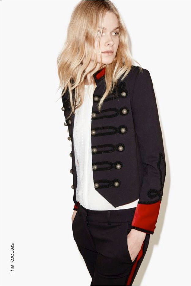 Check out the absolute 3 must-haves for autumn 2016 on www.dressedin-barcelona.com military jacket