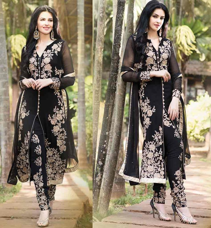 LATEST FASHION SALWAR KAMEEZ