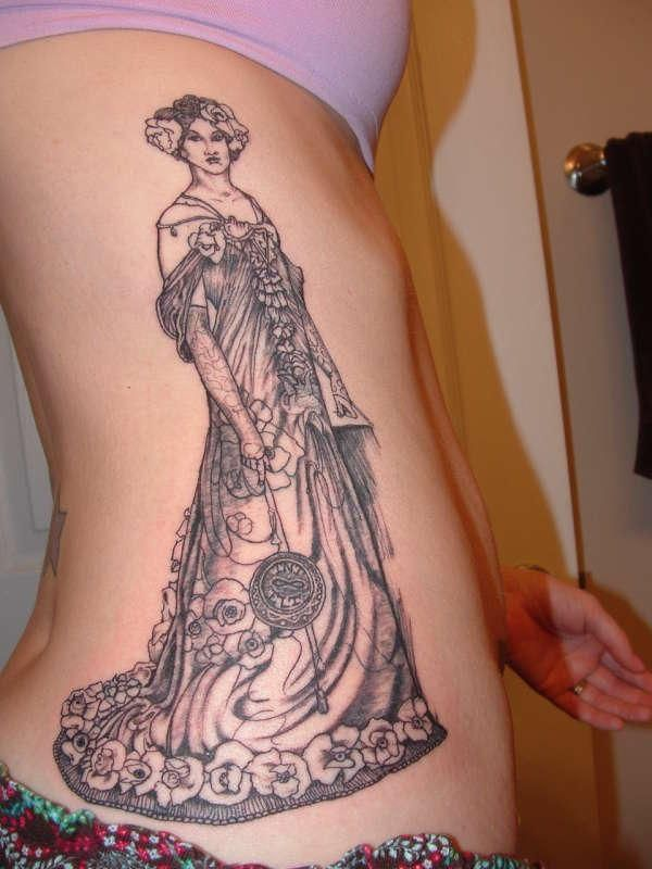 137 Side Tattoos for Men and Side Tattoos for Women