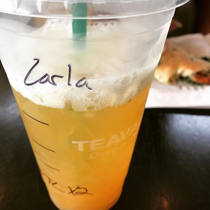 Celebrating a good physical which for a #spoonie/#zebra means discussing no new disorders or diseases with a mango black tea lemonade. (Also soothing the tetanus/whooping cough booster ow weirdness). #tea #teaisgoodforthesoul #teaislove #lemonade   #summer @starbucks #lynchburg #virginia