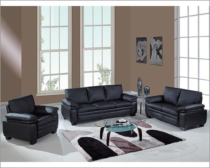 Useful Tips To Buy Your Dream Leather Sofa In 2017. Leather Living Room SetBlack  ... Part 52