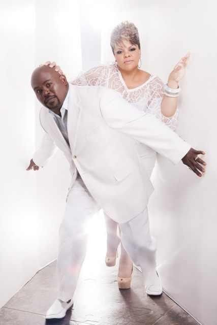 David & Tamela Mann ..both so talented in all that they do in entertainment.
