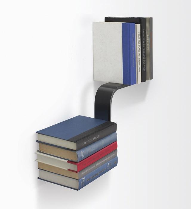 Półka na książki Conceal L - Umbra. Spawdź na FabrykaForm.pl