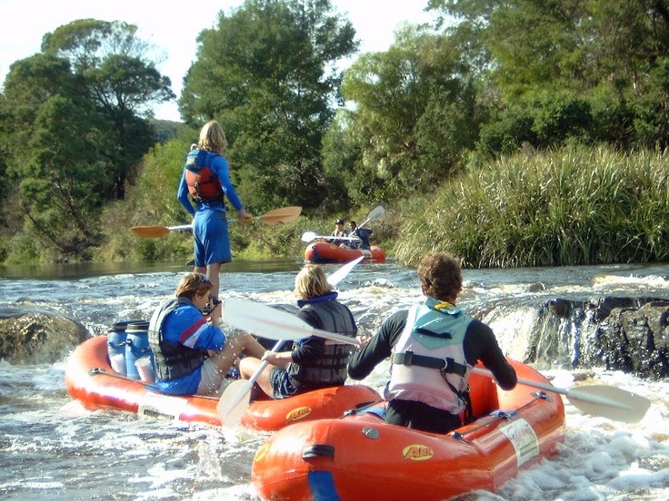 #Ever visiting Swellendam? there is some fantastic river rafting opportunities on the Breedte river. #SouthAfrica