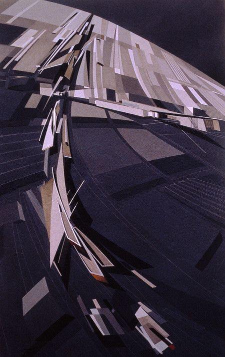 Vitra Fire Station Weil Am Rhein 1993 Zaha Hadid Architects
