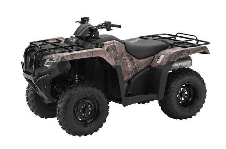 New 2017 Honda FourTrax Rancher 4x4 Auto DCT EPS ATVs For Sale in Ohio. Any mechanic, woodworker, tradesman or craftsman knows that the right tool makes the job a whole lot easier. And having the right tool means having a choice. We've all seen someone try to drive a screw with a butter knife, or pound a nail with a shoe heel. The results are never pretty. Honda's FourTrax Rancher line are premium tools for the jobs you need to do, whether that's on the farm, the jobsite, hunting, fishing…