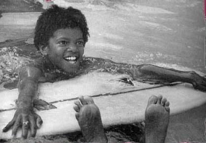 Michael Jackson in childhood