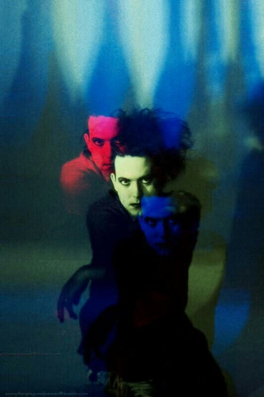 """~Our Robert Smith † The Band The Cure  † 80""""s Icon & .Still Is ..V'''''V"""