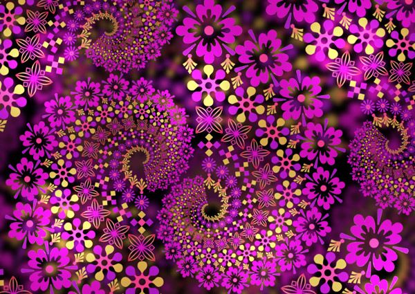 fractals in nature | Create a Beautiful Fractal Design in Photoshop
