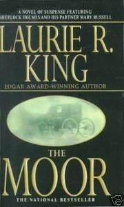 """The moor - a Mary Russell novel"" av Laurie R. King"