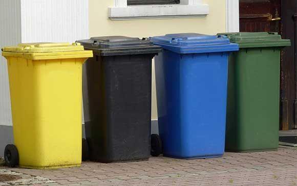 Contenedores para reciclar residuos urbanos http://ecomedioambiente.com/residuos/contenedores-para-reciclar-residuos-urbanos/