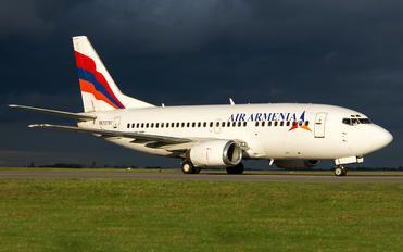 EK-73797 - Air Armenia Boeing 737-500 (114 views)