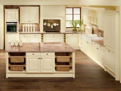 17 best images about traumkchen on pinterest shabby chic cabinets and sinks - Landhauskchen Mediterran