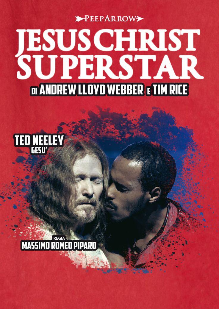 Il più grande musical di tutti i tempi con Ted Neeley nel ruolo di Gesù, e un grande cast! Non perdere questo grande spettacolo e Acquista subito il tuo biglietto! http://www.ticketone.it/jesus-christ-superstar-piparo