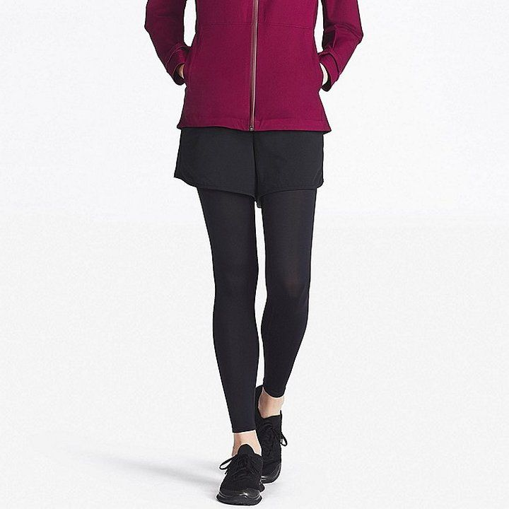 Uniqlo Women's Airism Performance Support Tights