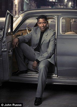 'I wouldn't have survived in the direction I was going': Denzel Washington on…