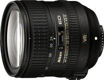 Nikon - AF-S NIKKOR 24-85mm f/3.5-4.5G ED VR Standard Zoom Lens - Black