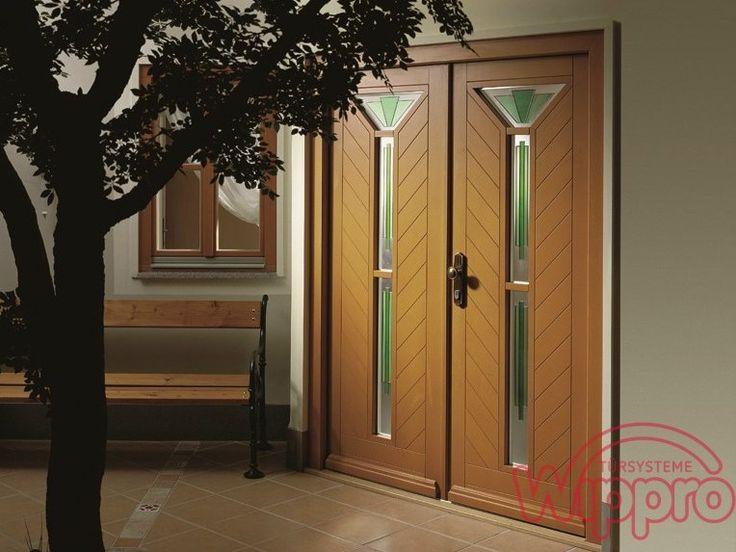 Входная дверь (большая и малая) LAWA CLASSIC | Входная дверь (большая и малая) - Wippro