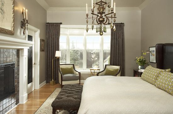 Similar colors are perfect greige 6073 left wall heron for The perfect master bedroom