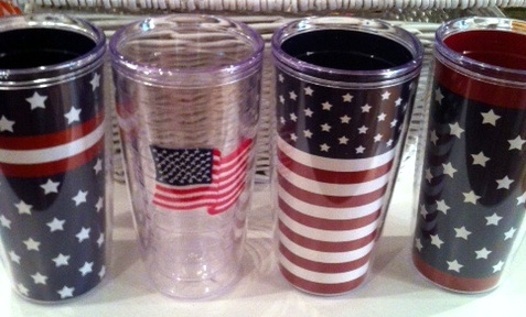 Awesome tumblers available at Fleurish: Awesome Tumblers, 2012 Olympics