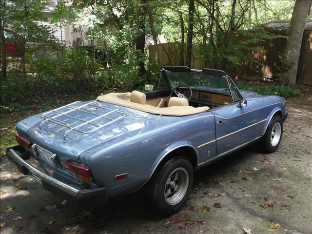 1980 Fiat Spider, Used Cars For Sale - Carsforsale.com