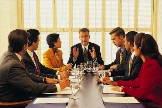 Yang Harus Anda Hindari Saat Rapat