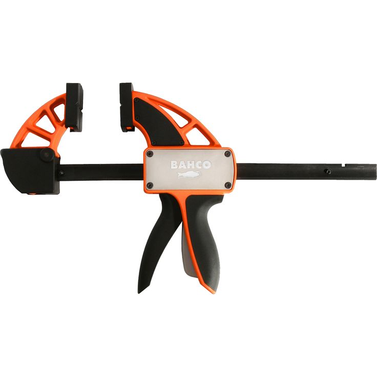 Bahco Quick Grip Clamp 150mm: The QCB series of Quick Clamps feature a variable speed mechanism… #Tools #HandTools #PowerTools #GardenTools