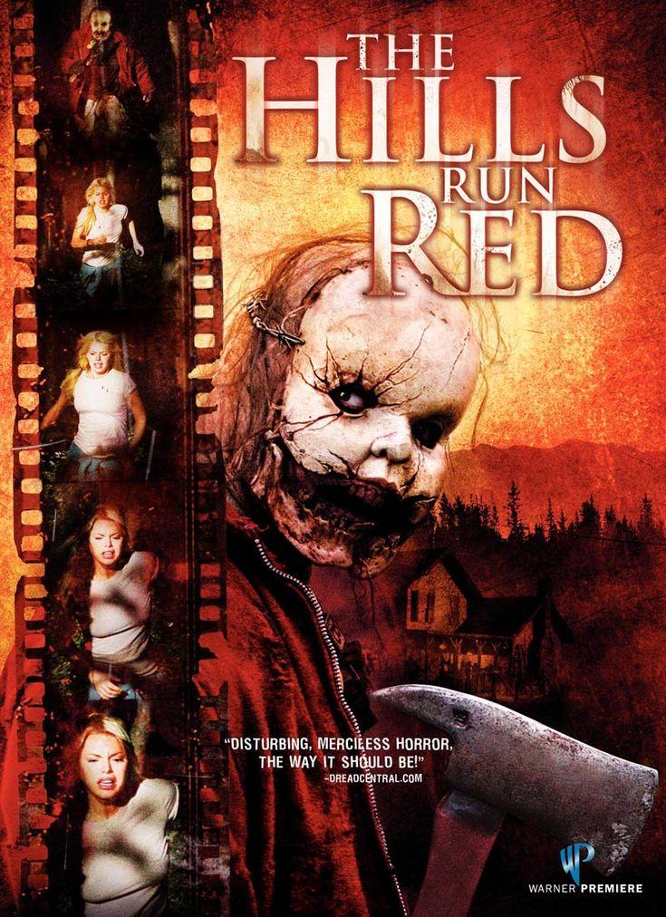 Kanli Tepeler - The Hills Run Red - 2009 - DVDRip Film Afis Movie Poster