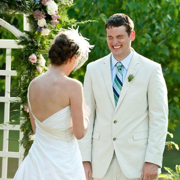 Examples of Wedding Vows - Wedding Vows | Wedding Planning, Ideas & Etiquette | Bridal Guide Magazine