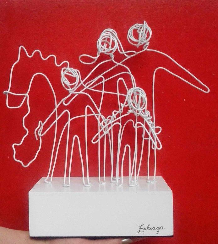 !Escultura de Familia!