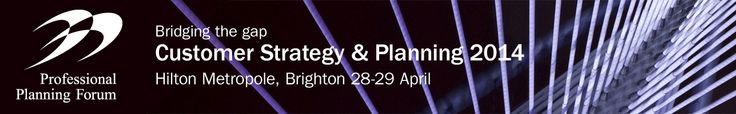 Douglas Jackson and some of #TeamDJ will be at the Customer Strategy and Planning 2014 conference in Brighton with the Professional Planning Forum.  If you too will be in attendance, please do let us know, it would be great to meet with you, or why not enter our free prize draw and you might win a bottle of champagne, or John Lewis vouchers if you prefer! #customerstrategy #customerplanning #resourceplanning #professionalplanning #douglasjackson