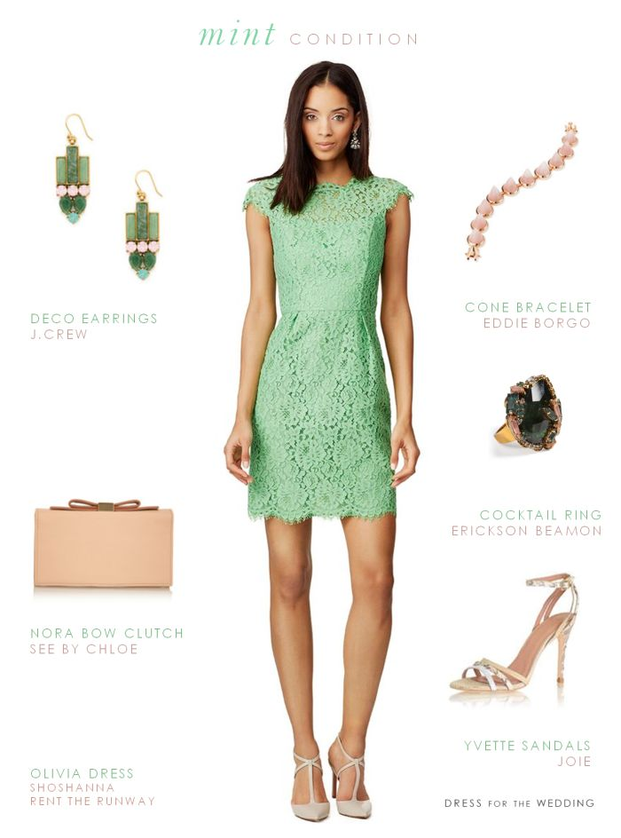 Wedding Guest Outfit For Spring 2015