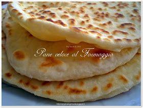 Any secret...: Pane veloce al formaggio, con la ricetta di Ely