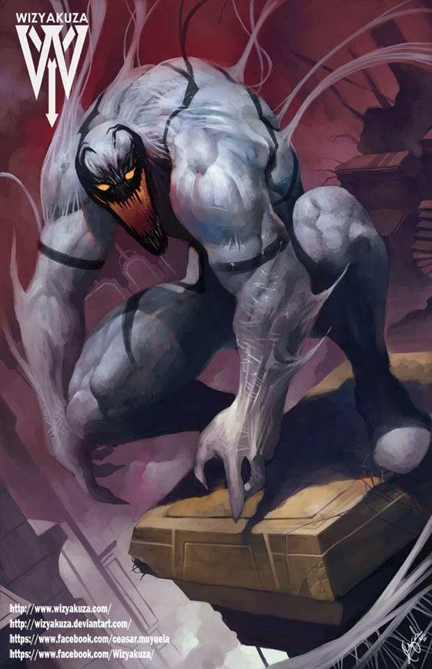 #AntiVenom #Marvel #Wizyakuza