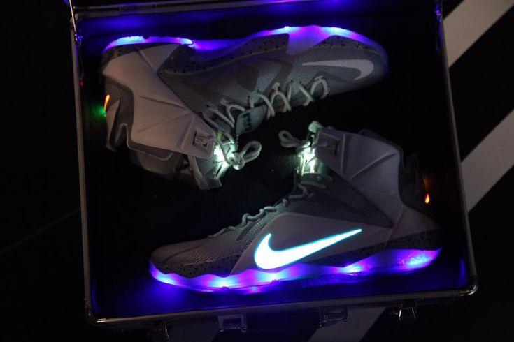 """Nike LeBron 12 """"Mag Custom"""""""