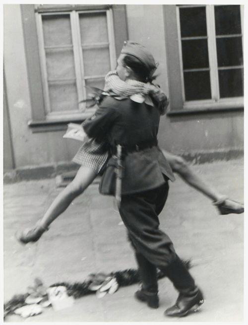 Wartime Romance