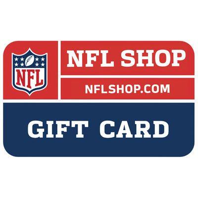 NFL Shop $25 Gift Card