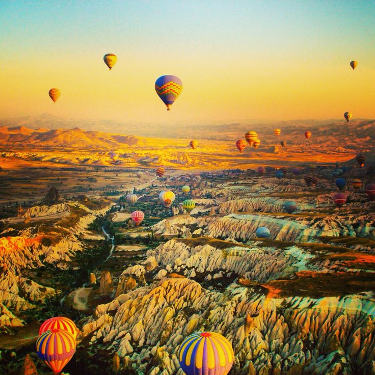 Capadocia - Turkey
